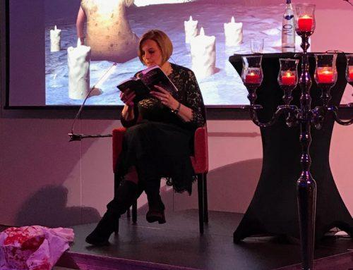 WEISS, WEISS, TOTENKREIS – Debüt von Martina Straten