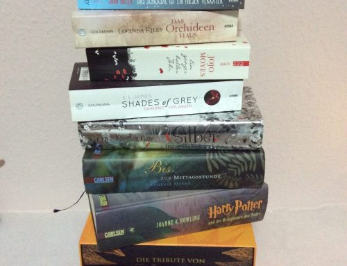 Büchermarotten